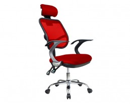 Office Chair QXI-02-Red