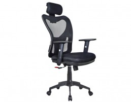 Office Chair QXI-03-Black