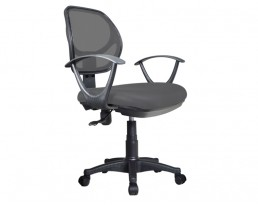 Office Chair QXI-04-Grey