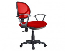 Office Chair QXI-04-Red