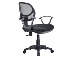 Office Chair QXI-04-Black