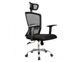 Office Chair QXI-06-Black