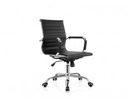 Office Chair QXI-08-Black