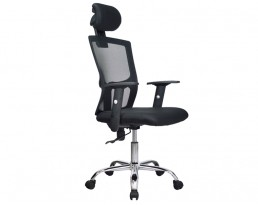 Office Chair QXI-10-Black