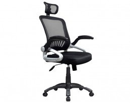 Office Chair QXW-45 Black