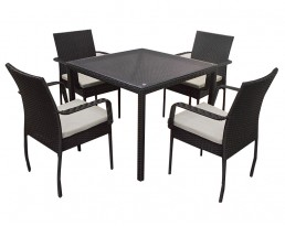 Outdoor Furniture S599 - Black