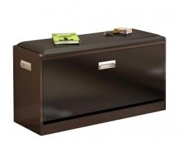 Shoe Cabinet Type B 63cm - Dark Brown