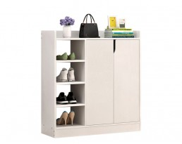 Shoe Cabinet Type D 2001 - White