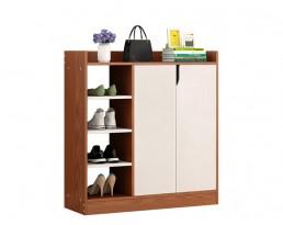 Shoe Cabinet Type D 2001 - Dark Brown