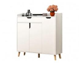 Shoe Cabinet Type E B19 - White