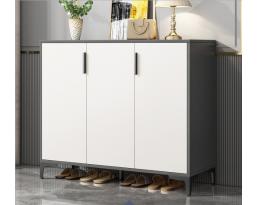 (Pre-order) Shoe Cabinet B216 90cm - White