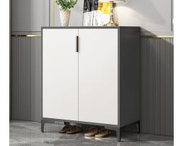 (Pre-order) Shoe Cabinet B216 60cm - White