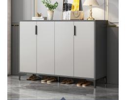 (Pre-order) Shoe Cabinet B216 120cm - Grey
