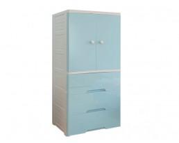 Storage Cabinet Type F  - Blue (5-6 Tier)