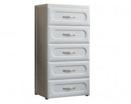 Storage Cabinet Type B - White (4-6 Tier)