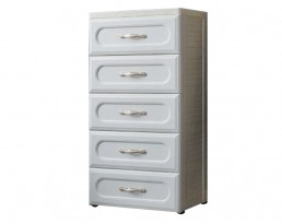 Storage Cabinet Type B - White (4-6 Tier)