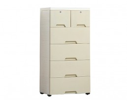 Storage Cabinet Type C - Camel (4-6 Tier)
