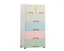 Storage Cabinet Type C - Macaron (4-6 Tier)