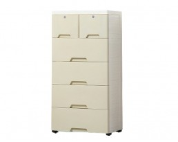 Storage Cabinet Type C - Camel (4-6 Tier)