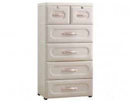 Storage Cabinet Type D - Camel (4-6 Tier)