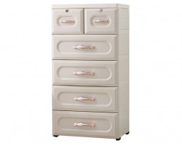 Storage Cabinet Type D - Camel (4-6 Tier)