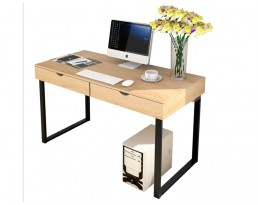 Study Table 858S - Grey Brown