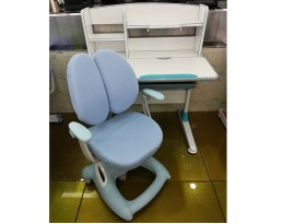 (Pre-order) Children Table with Chair - Blue