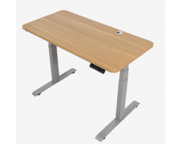 (Pre-order) Height Adjustable Table - Maple