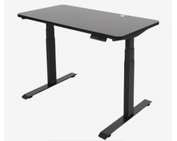 (Pre-order) Height Adjustable Table - Black