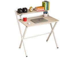 Minimalism Study Table A53 - Grey Brown