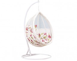 Swing Chair S619 - Full White