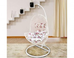 Swing Chair S625 - Full White