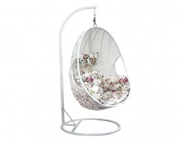 Swing Chair S632 - Full White