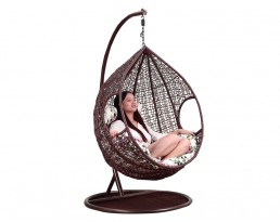 Swing Chair S817 - Full Brown