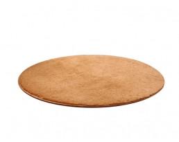Swing Chair Round Carpet 120cm - Brown