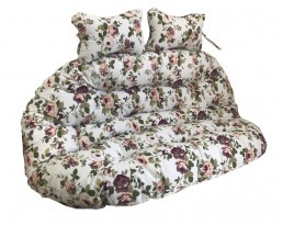 Swing Chair Cushion S820 (Double) - Flower