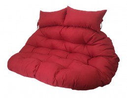 Swing Chair Cushion S820 (Double) - Red