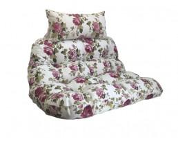Swing Chair Cushion S333 (Single) - Flower