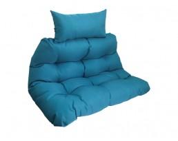 Swing Chair Cushion S333 (Single) - Blue