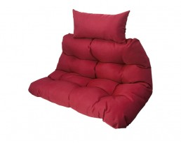 Swing Chair Cushion S333 (Single) - Red