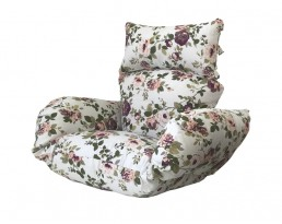 Swing Chair Cushion S617 (Single) - Flower