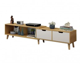 TV Console F16S  - Wooden Brown