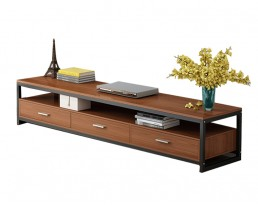 TV Console F29 140cm  - Dark Brown