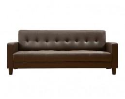 Sofa 800 (120cm/170cm) - Brown