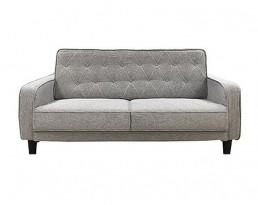 Sofa 8040 (120cm/160cm) - Grey