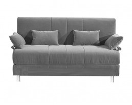 Sofabed Type E (120cm/150cm) - Grey
