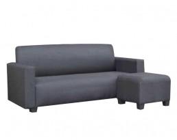 Sofa Type N Fabric - Grey
