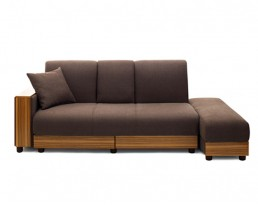 Sofabed Type F - Brown