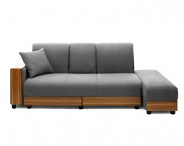 Sofabed Type F - Grey