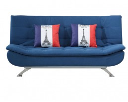 Sofabed Type B C01 Fabric - Blue